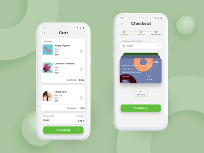 Shopping Cart uxui ux app ui cart shopping bag shopping cart shopping app shop