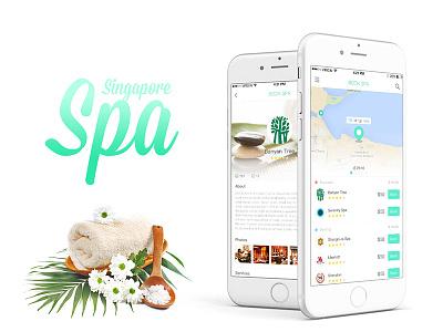 Singapore SPA booking