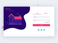 Login - Ciserro Web App