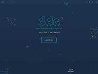 Ddc landing page