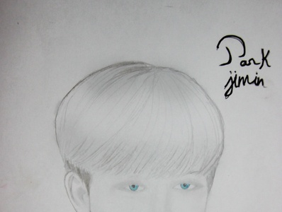draw for jimin(bts)