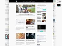👨🏻💻 🍍 EXPERIENCE JUNGLE 🍍 👩🏻💻  - ContentSquare Blog Design