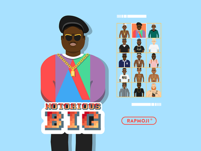 NOTORIOUS BIG - RAPMOJI