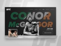 DAILY UI #14 - UFC 299 ( news page )