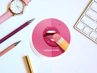DESIGN PORN // Sticker concept
