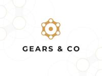 Gears & Co // logo concept