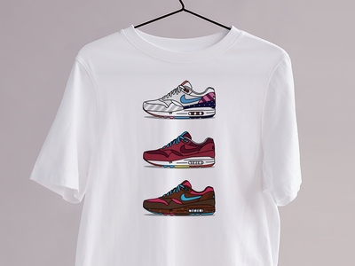 Le Parra - Kicks&Tees (Tee-shirt)