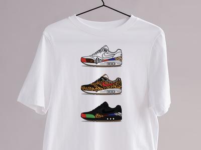 Le Animal - Kicks&Tees (Tee-shirt)