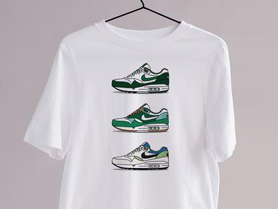 Le Menthol - Kicks&Tees (Tee-shirt)