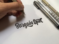 Bargain Spot Sketch