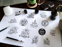 Beer Thread Sketch