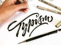 Typism 2018 Logo