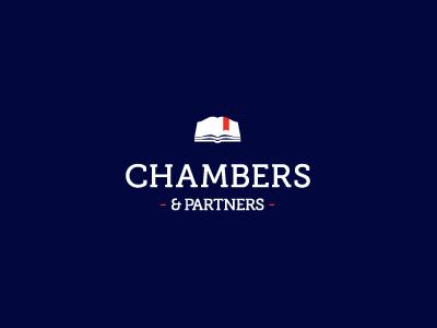 Chambers & Partners branding corporate identity logo logo design verg verg advertising matt vergotis design agency book bookmark mark law lawyers