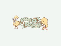 Goosey Gander Logo