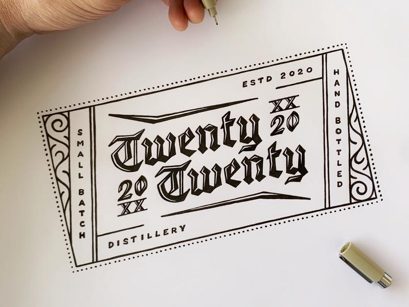 Twenty Twenty Sketch