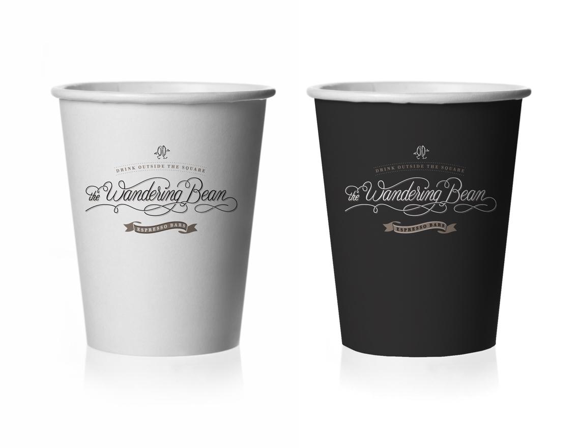 Wandering bean coffee cups