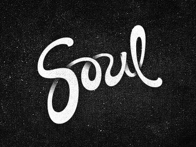 Soul branding corporate identity gold coast australia logo logo design verg verg advertising matt vergotis design agency lettering custom type soul texture