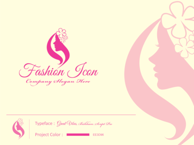 Fashion Icon Logo