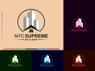 Supreme Builder Logo