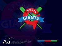 Sports Giants - Sports logo
