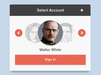 Select Account