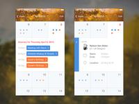 Custom iOS Calendar