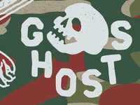 Ghost Croc print
