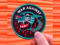 War Panther patches