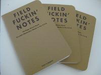 Field fckn notes