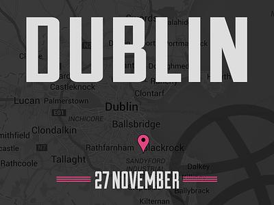 Dribbble Dublin Meetup - 27th November meetup