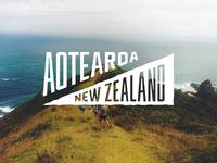 Aotearoa – Land of the Long White Cloud