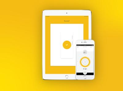 Noon Lighting App Redesign