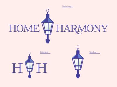 Home Harmony logos
