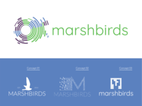 Marshbirds logo redesign