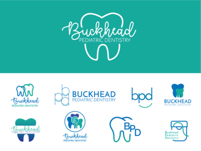 Buckhead Pediatric Dentistry Logo