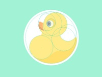Rubber Duck - Logo In Progress