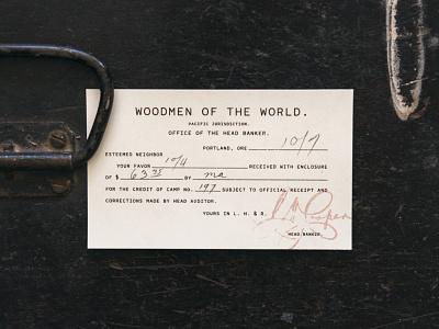 Woodmen specimen typedesign code monospace typeface font