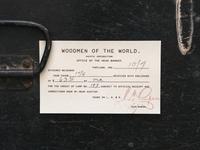 Woodmen specimen