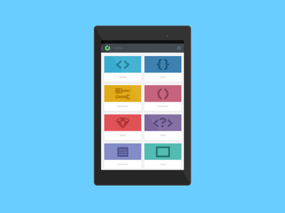 Announcing Treehouse for Android app code education learn android tablet