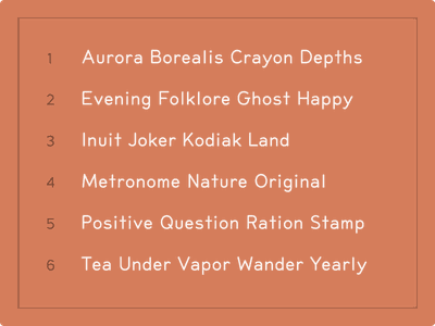New font: Peak type typography font letters fun