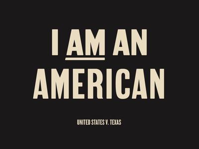 Custom type for Define American