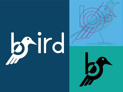 Bird logodesign branding design brand identity design logo mark logotype minimalism latter logo brand identity birds of prey bird logo minimal bird birds