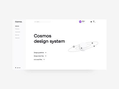 Cosmos Design System bumble badoo design system