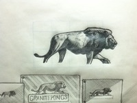 Granite kings process sketch