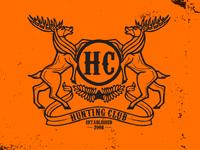 Hunting Club Logo