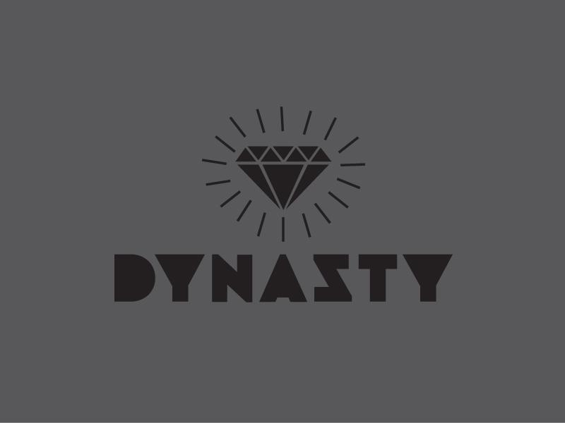 Dynasty dynasty logo custom diamond whiffle ball ghost