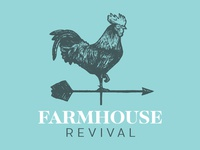 Farmhouse Logo Concept