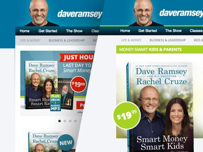 Dave Ramsey Subtle Changes