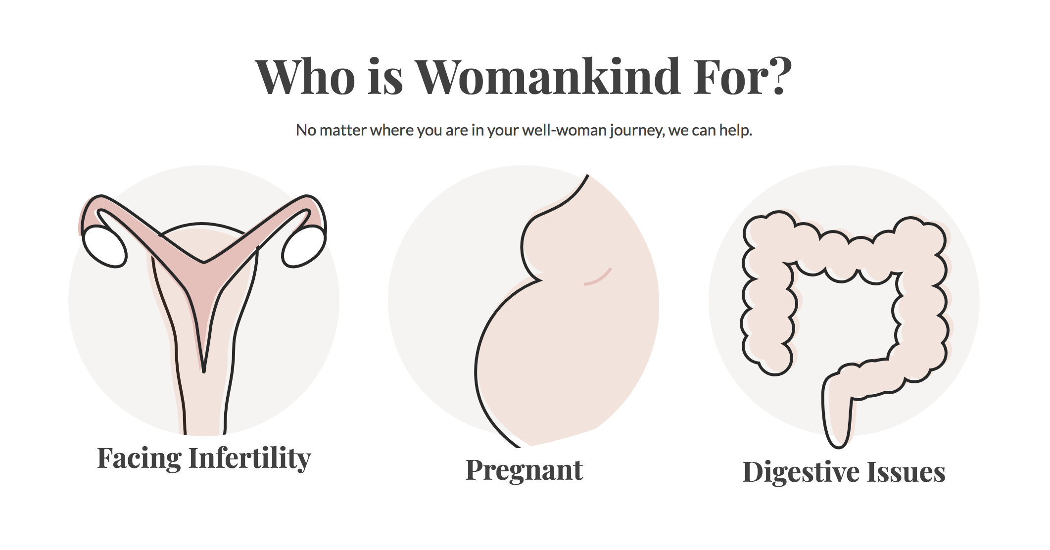 Womankind is for
