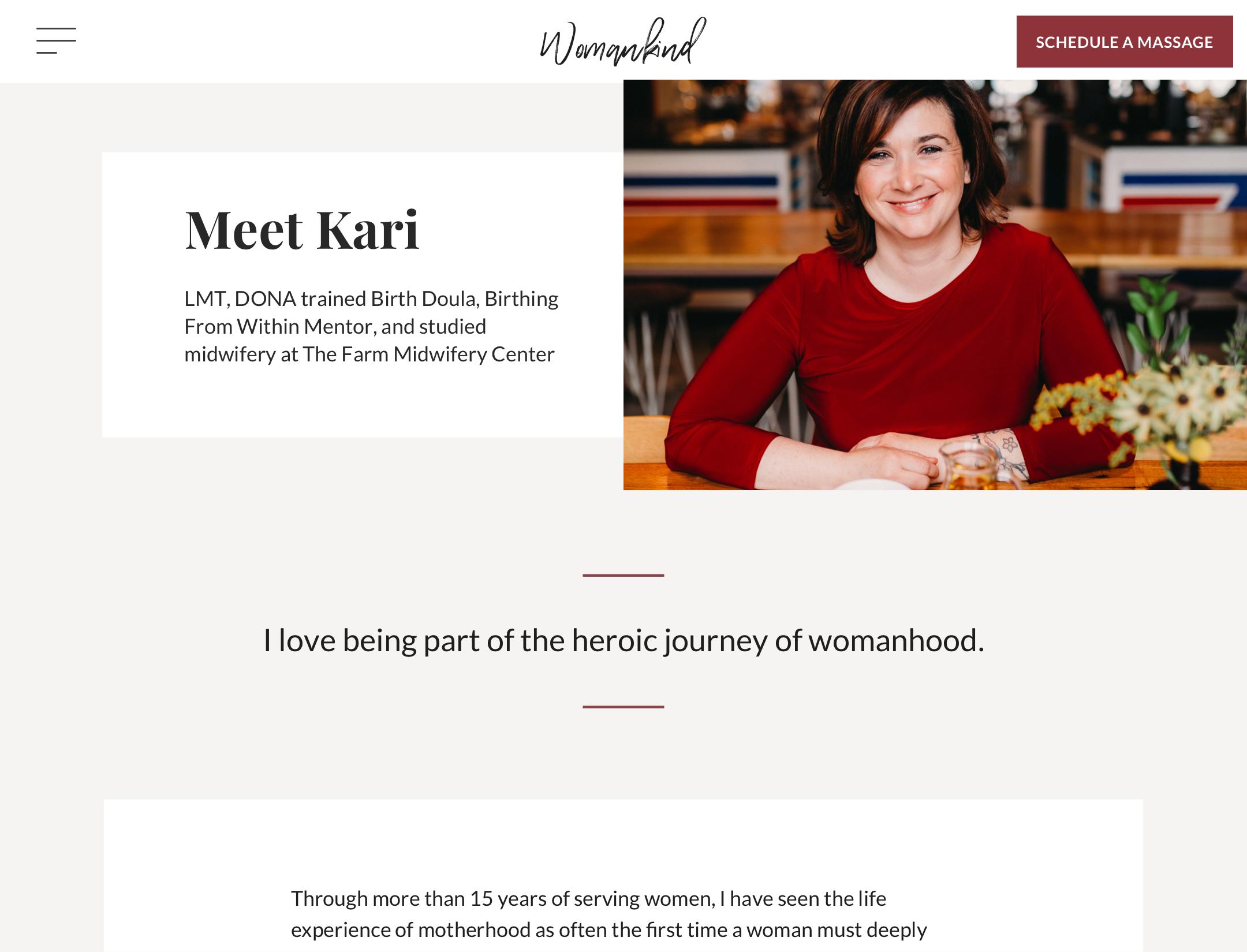 Meet kari